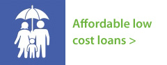 Affordable low cost loans