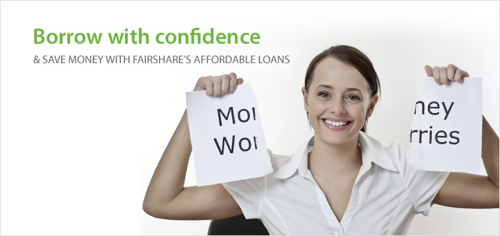 Borrow with confidence