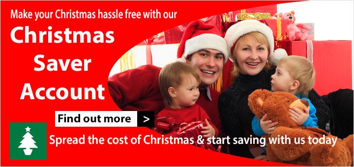 Christmas-Saver-Account