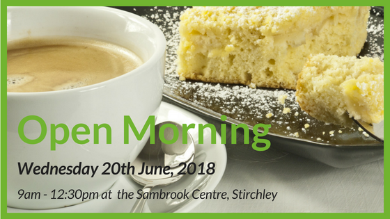 Open Morning at Stirchley InformationPoint