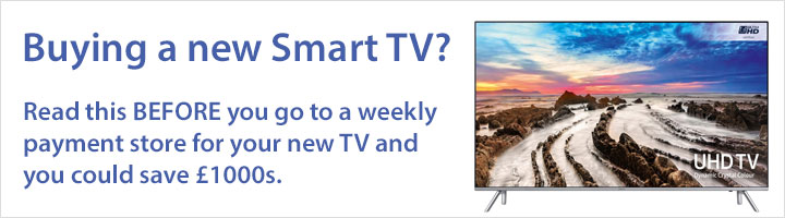 Save £1000s buying a new Smart TV