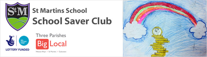 St Martins School Saver Club